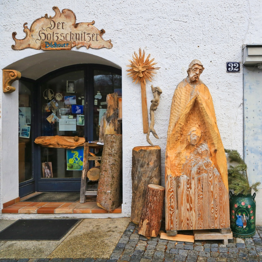 Im Gries 32, Mittenwald, Oberbayern, Bayern, Upper Bavaria, Bavaria, Germany, Deutschland, fotoeins.com