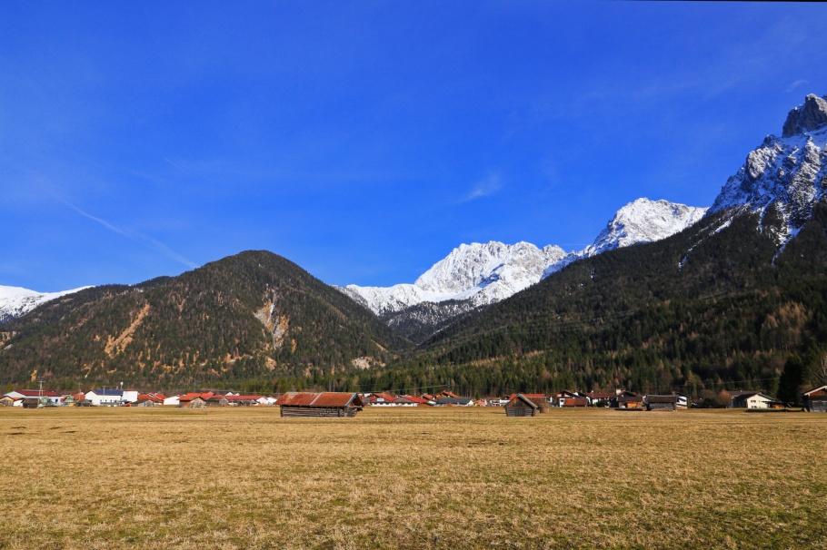 Lainbacher Felder, Karwendel, Mittenwald, Oberbayern, Upper Bavaria, Werdenfelser Land, Bayern, Bavaria, Germany, Deutschland, fotoeins.com