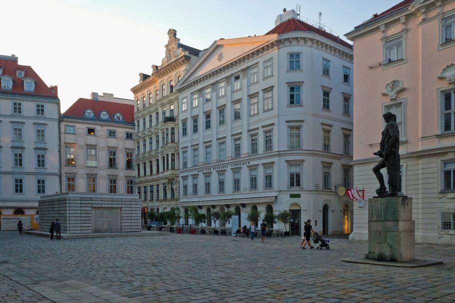 Judenplatz, Vienna, Wien, Austria, Oesterreich, fotoeins.com