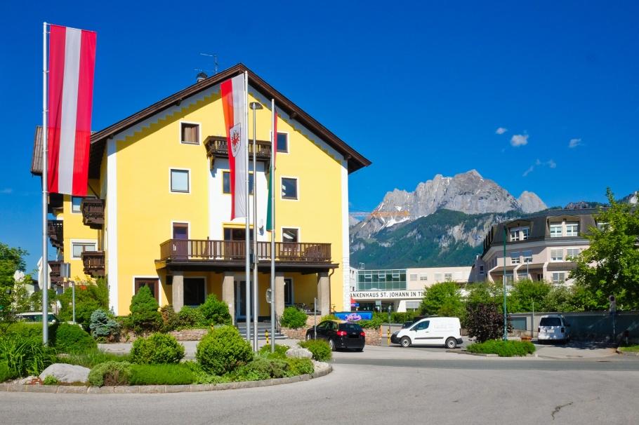 St. Johann in Tirol, Wilder Kaiser, Tirol, Tyrol, Austria, Oesterreich, fotoeins.com