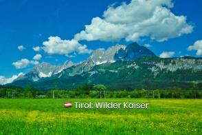 Wilder Kaiser, Tirol, Tyrol, Austria, Oesterreich, fotoeins.com