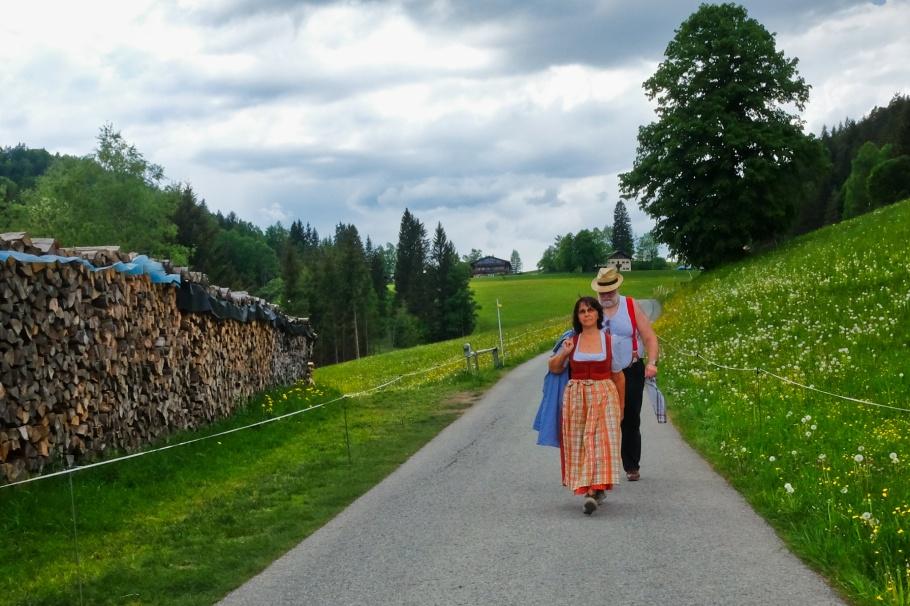 Hintersteiner See, Wilder Kaiser, Scheffau, Tirol, Tyrol, Austria, Österreich, fotoeins.com