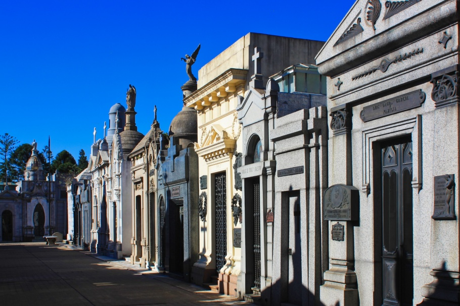 Cementerio de Recoleta, Recoleta cemetery, Buenos Aires, Argentina, fotoeins.com