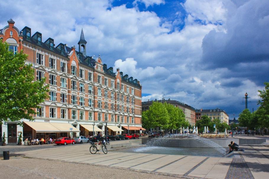 Halmtorvet, Haymarket, Vesterbro,  Himmelskibet, Tivoli Gardens, København, Copenhagen, Denmark, fotoeins.com