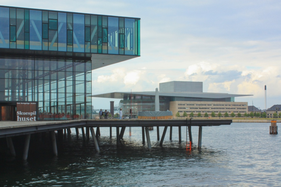 Skuespilhuset, Playhouse, Operaen, Opera House, København, Copenhagen, Denmark, fotoeins.com