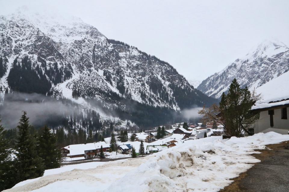 Mittelberg, Kleinwalsertal, Vorarlberg, Austria, Oesterreich, fotoeins.com