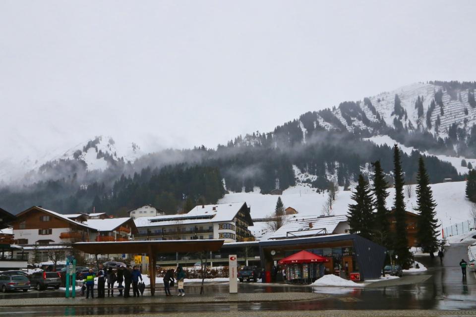 Riezlern Post, Riezlern, Kleinwalsertal, Vorarlberg, Austria, Österreich, fotoeins.com