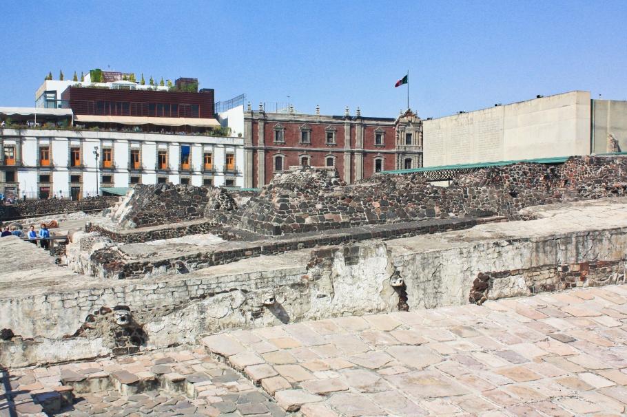 Templo Mayor, Ciudad de Mexico, Mexico City, Mexico, fotoeins.com