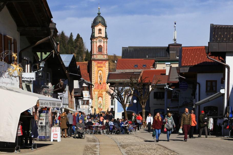 Mittenwald, Oberbayern, Upper Bavaria, Werdenfelser Land, Bayern, Bavaria, Germany, Deutschland, fotoeins.com