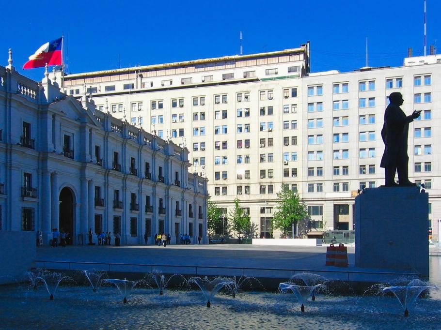 Centro Cultural Palacio de la Moneda, La Moneda, Santiago de Chile, Santiago, Republica de Chile, Chile, fotoeins.com