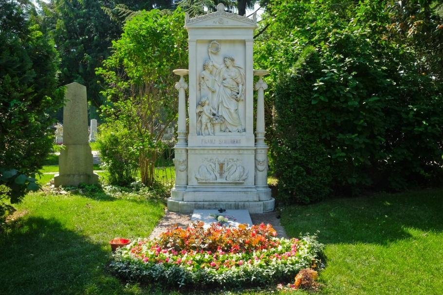 Franz Schubert, Wiener Zentralfriedhof, Wien, Vienna, Austria, Österreich, fotoeins.com