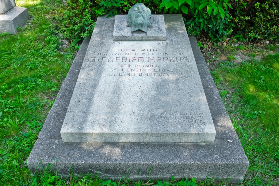 Siegfried Markus, Wiener Zentralfriedhof, Wien, Vienna, Austria, Österreich, fotoeins.com