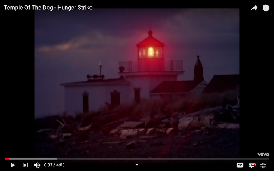 Hunger Strike, Temple of the Dog, YouTube