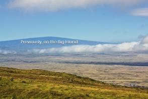 Kohala Mountain Road, Mauna Loa, volcano, Big Island, Hawaii, USA, fotoeins.com