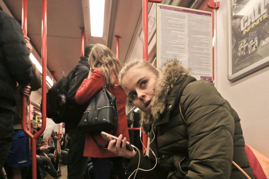 Metra B DPP, Prague, Prag, Praha, Czech Republic, fotoeins.com
