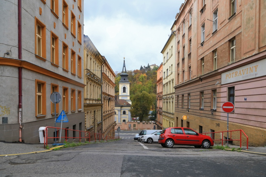 Smíchov, Prague, Prag, Praha, Czech Republic, Česká republika, fotoeins.com