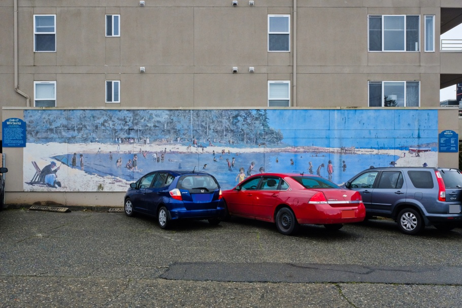The Old Mud Hole, Mike Svob, West Seattle, Seattle, Washington, USA, fotoeins.com
