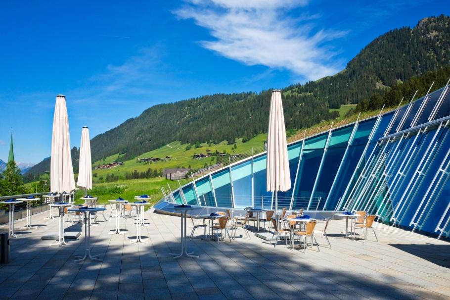 Congress Centrum, Congress Centre, Alpbach, Alpbachtal, Alpbach Seenland, Tirol, Tyrol, Austria, Oesterreich, fotoeins.com