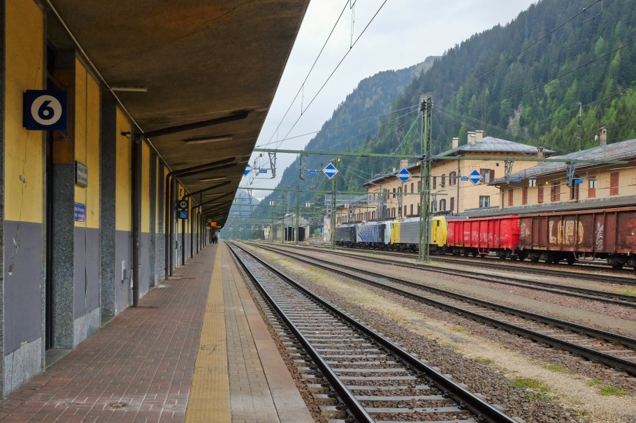 Brenner Pass, Brennero, Bolzano, Wipptal, South Tyrol, Italy, fotoeins.com