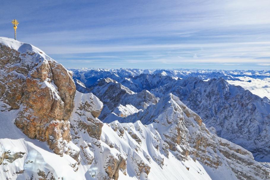 Alps, Zugspitze, Germany, fotoeins.com