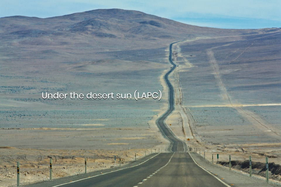 Ruta 5, Carretera Panamericana, Panamerican Highway, Region de Antofagasta, Chile, fotoeins.com