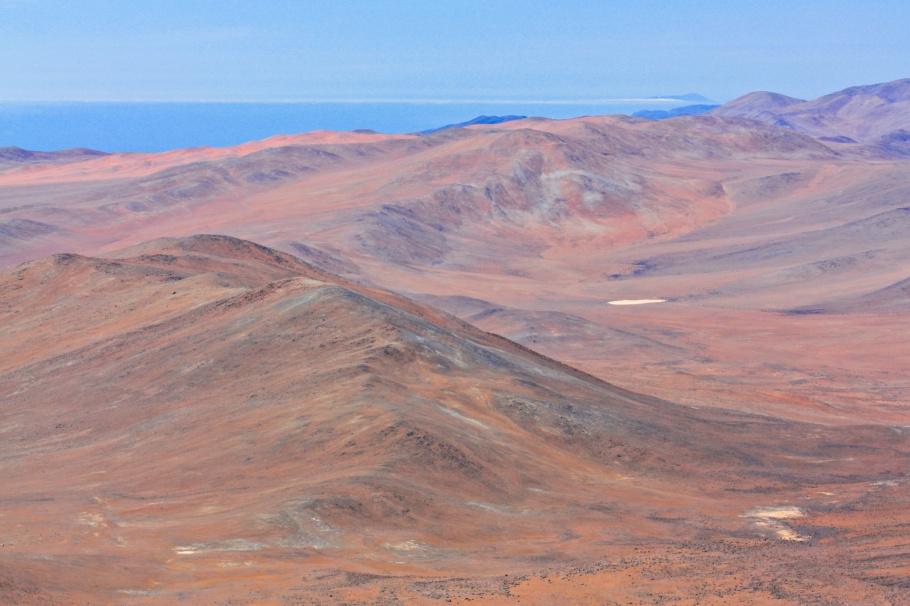 Cerro Paranal, European Southern Observatory, Atacama Desert, desierto de Atacama, Region de Antofagasta, Chile, fotoeins.com