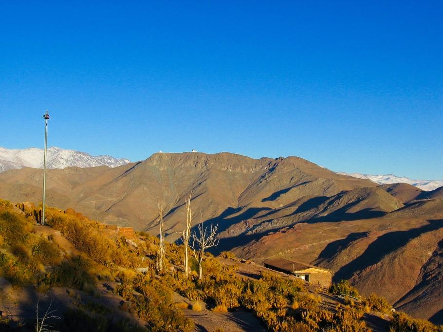 Cerro Tololo Interamerican Observatory, Cerro Tololo, Cerro Pachon, Gemini Observatory, Gemini South, SOAR, Region de Coquimbo, Chile, fotoeins.com
