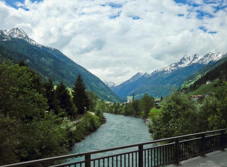 Neustift im Stubaital, Stubaital, Stubai valley, Tirol, Tyrol,