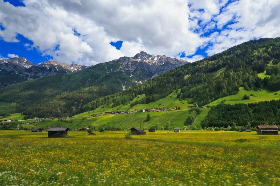 Neustift im Stubaital, Stubaital, Stubai valley, Tirol, Tyrol, Austria, Oesterreich, fotoeins.com