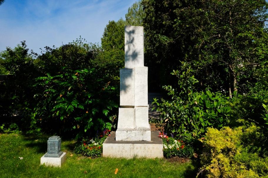 Fritz Wotruba, Wiener Zentralfriedhof, Wien, Vienna, Austria, Österreich, fotoeins.com
