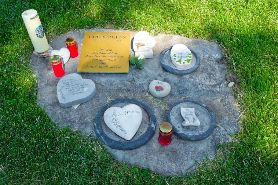 Udo Jürgens, Wiener Zentralfriedhof, Wien, Vienna, Austria, Österreich, fotoeins.com