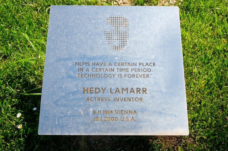 Hedy Lamarr, Wiener Zentralfriedhof, Wien, Vienna, Austria, Oesterreich, fotoeins.com