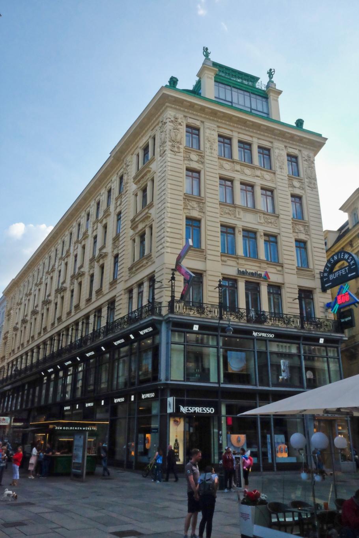 Ankerhaus, Otto Wagner, Vienna Modernism, Wiener Moderne, Wien, Vienna, Oesterrich, Austria, fotoeins.com
