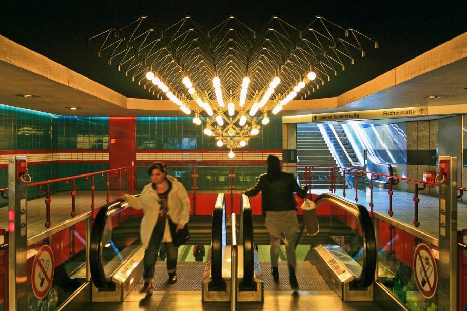 Piusstrasse, U-Bhf, U-Bahnhof, U-Bahn, Ehrenfeld, Koeln, Cologne, Nordrhein-Westfalen, North Rhine Westphalia, Germany, Deutschland, fotoeins.com