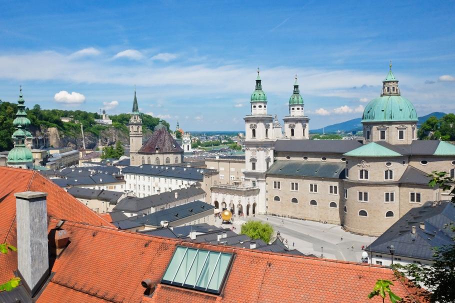 Festungsgasse, Oskar-Kokoschka-Weg, Moenchsberg, Salzburg, Oesterreich, Austria, fotoeins.com