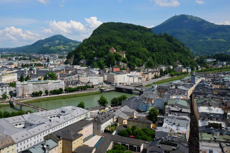 Bürgerwehr Nordostturm, Moenchsberg, Salzburg, Oesterreich, Austria, fotoeins.com
