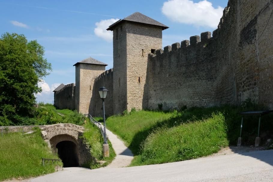 Bürgerwehr Süd, Moenchsberg, Salzburg, Oesterreich, Austria, fotoeins.com