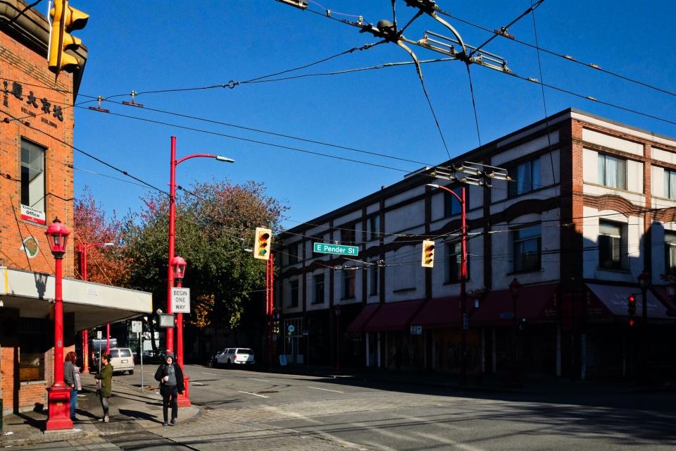 Chinatown, Vancouver, BC, Canada, fotoeins.com