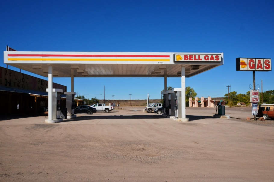 Springerville, Arizona, US-60, US Route 60, United States, USA, fotoeins.com