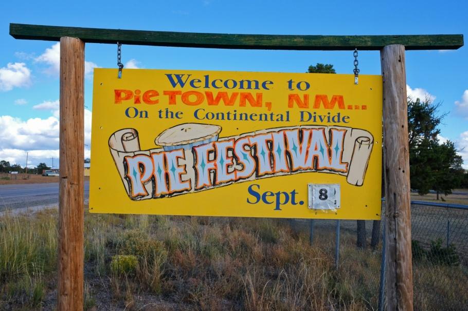 US 60, Pie Town, New Mexico, USA, fotoeins.com