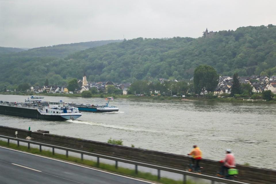 Osterspai, Rhein, Rhine, Oberes Mittelrheintal, Upper Middle Rhine Valley, Germany, Deutschland, fotoeins.com