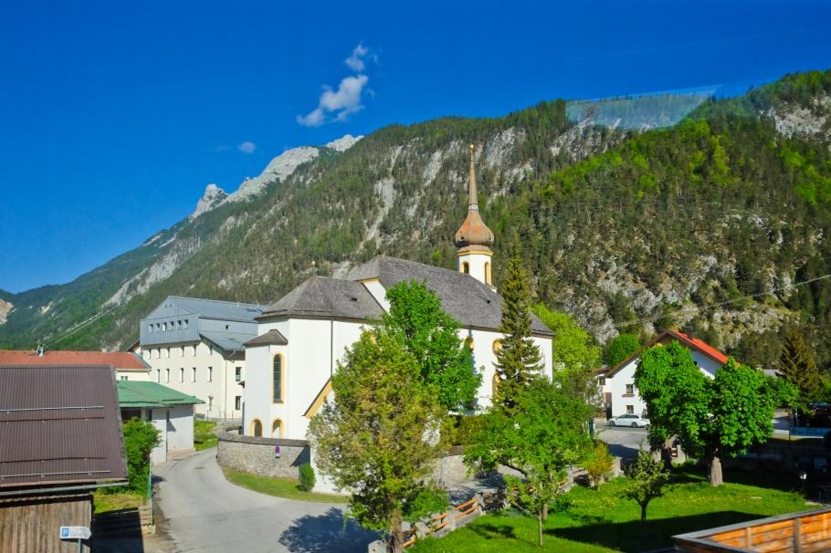 Scharnitz, Tirol, Tyrol, Austria, Oesterreich, fotoeins.com
