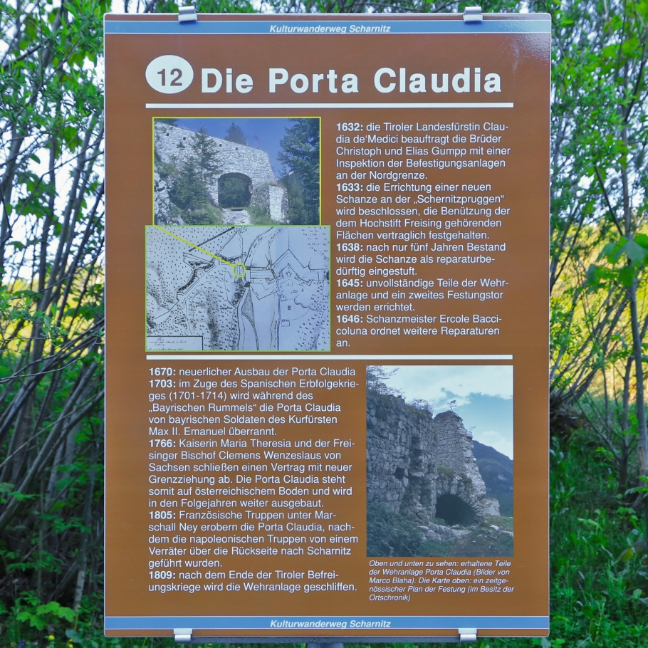 Porta Claudia, Isar river, Scharnitz pass, Scharnitz, Tirol, Tyrol, Austria, Oesterreich, fotoeins.com