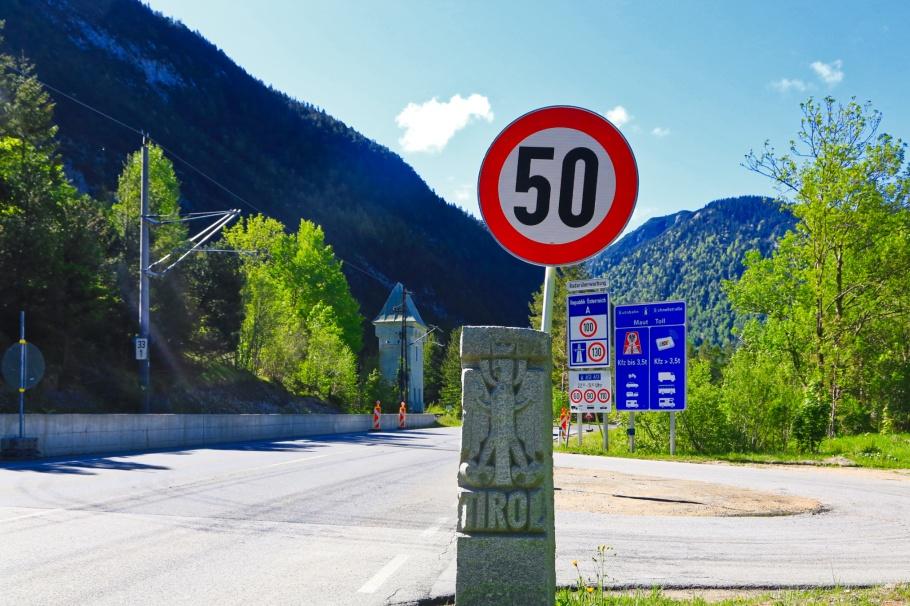 Scharnitz pass, Scharnitz, Tirol, Tyrol, Austria, Oesterreich, Mittenwald, Bavaria, Bayern, Oberbayern, Upper Bavaria, Germany, Deutschland, fotoeins.com