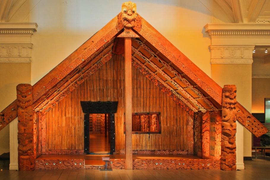 Hotonui, Māori, Ngāti Awa, Auckland War Memorial Museum, Tāmaki Paenga Hira, Auckland, Tāmaki Makaurau, New Zealand, Aotearoa, fotoeins.com