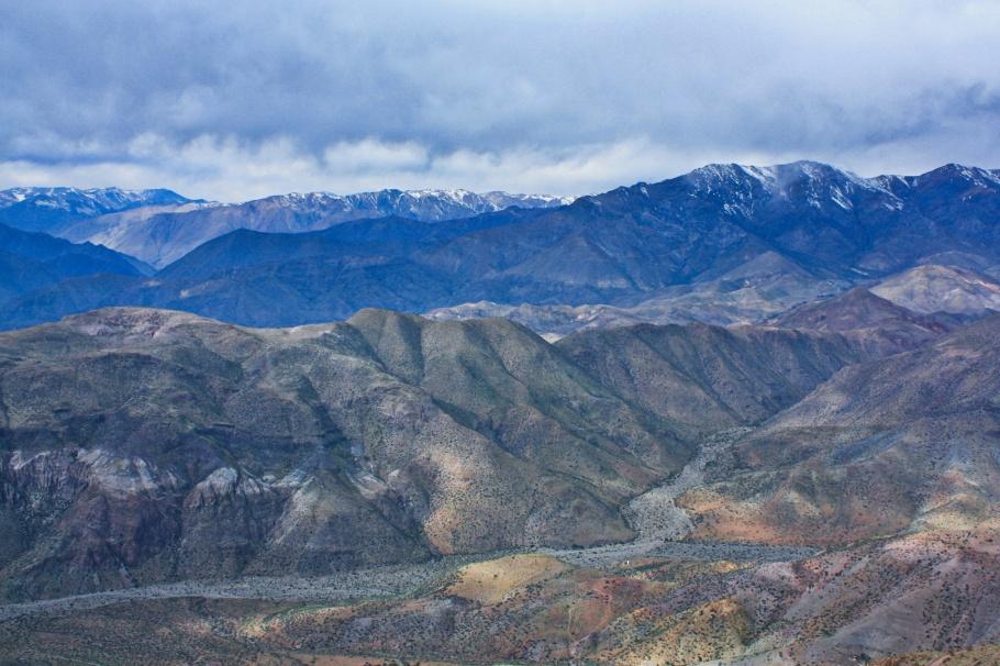 Cerro Tololo Inter-American Observatory, Cerro Tololo, NOAO South, Andes, Cordillera de los Andes, Región de Coquimbo, Chile, fotoeins.com