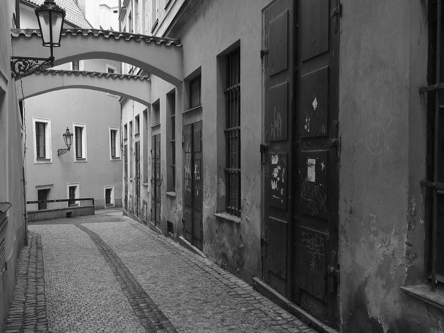 Průchodní,  Bartolomějská, Staré Město, Praha, Prag, Prague, Czech Republic, fotoeins.com