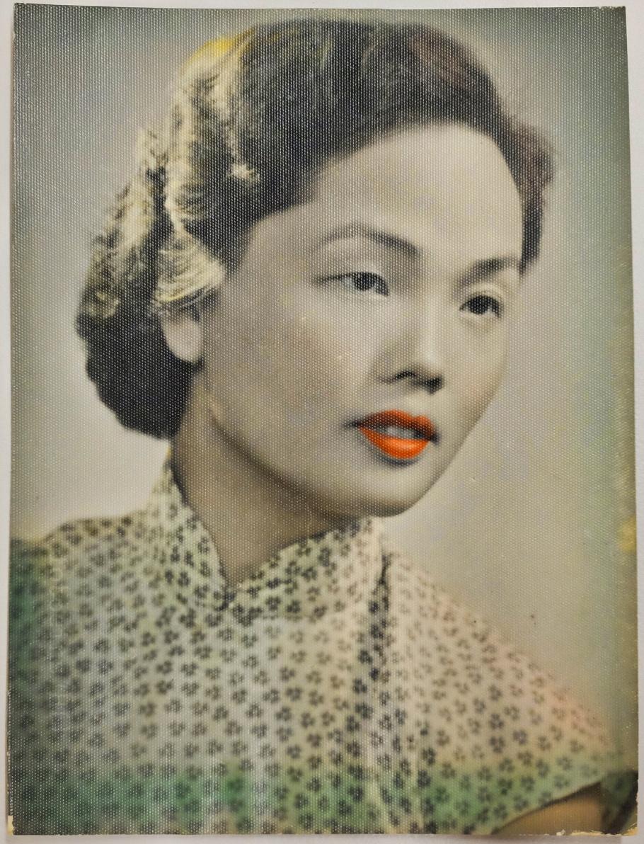 Hong Kong, 1955.
