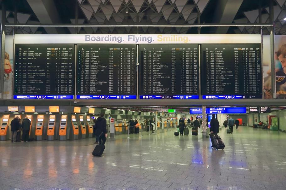 FRA airport, FRA, Frankfurt am Main, Germany, Deutschland, fotoeins.com