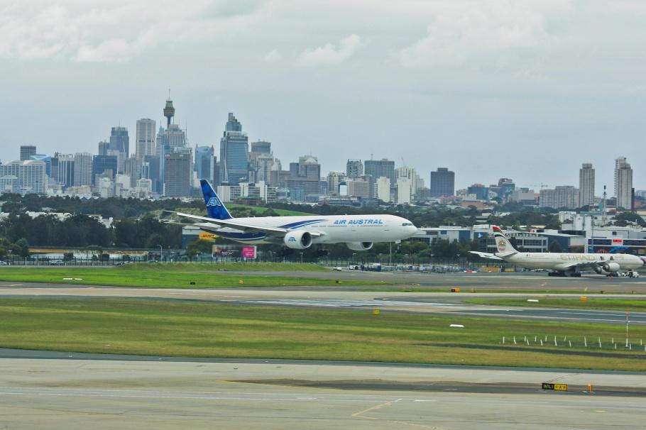 SYD airport, SYD, Sydney, Australia, fotoeins.com